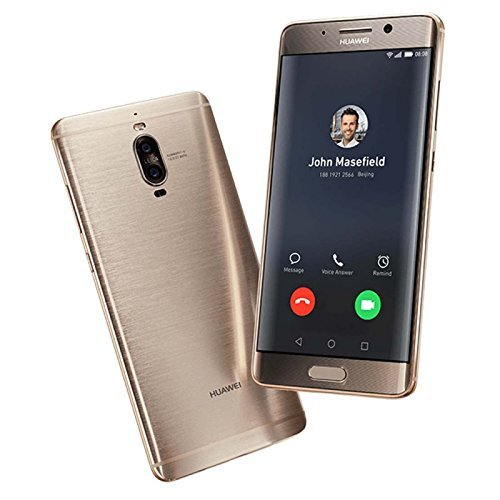 Huawei Mate 9 Pro 128GB LON-L29 Dual-Sim Gold (Factory Unlocked Intl   Model) GSM ONLY
