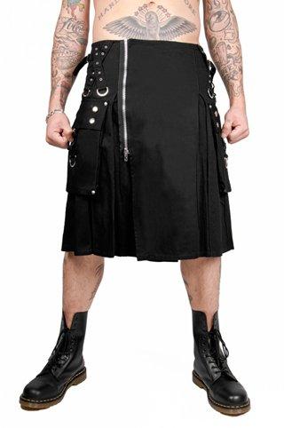 Super Kilt (Medium, Black)