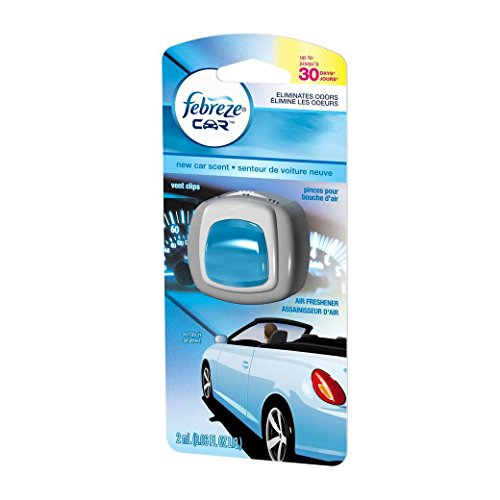 vanilla car vent air freshener - 9