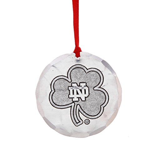 - Wendell August Notre Dame University Round Ornament