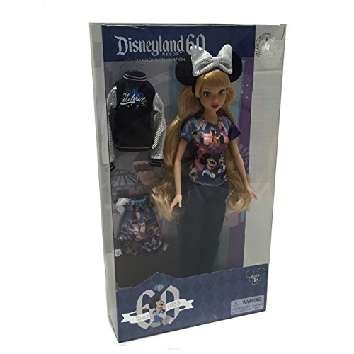 Disneyland 60th Diamond Anniversary Celebration Park Exclusive 12