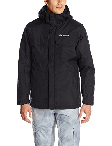 Price comparison product image Columbia Men's Bugaboo Interchange Jacket, Black, Medium
