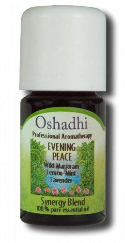 Oshadhi Evening Peace Fragrance, 0.17 Ounce