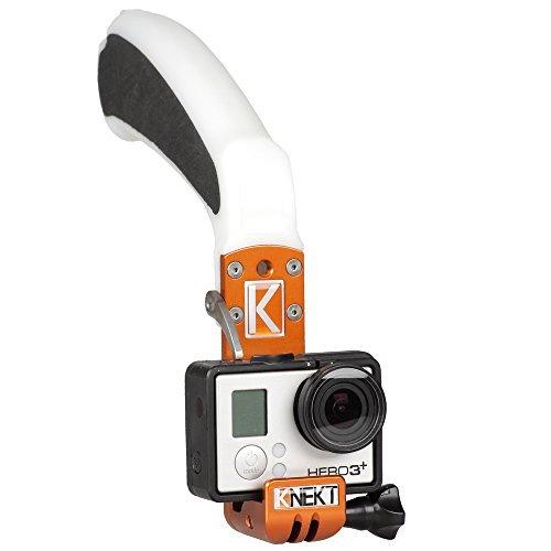 KNEKT GPDL Trigger Handle for GoPro HERO3, HERO3+, and HERO4 by KNEKT