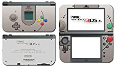 Sega Dreamcast Controller Art Design Retro Video Game Vinyl Decal Skin Sticker Cover for the New Nintendo 3DS XL LL 2015 System Console
