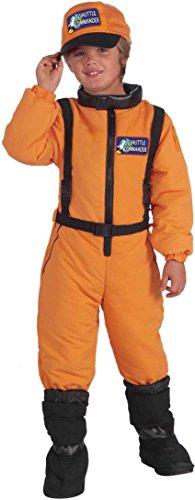 Forum Novelties Shuttle Commander Costume Uniform, Child