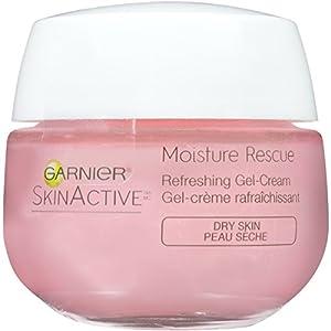 Garnier SkinActive Moisture Rescue Face Moisturizer, For Dry Skin, 1.7 oz.