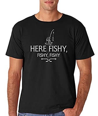 AW Fashions Fishy Fishy Fishy - Funny Fishing Premium Men's T-Shirt