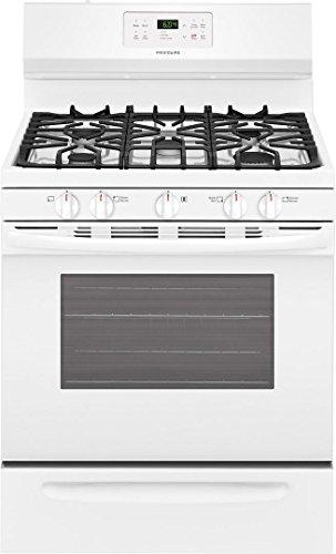 gas cooktop 30 white - 8