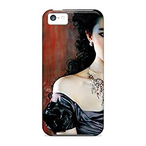 Mwaerke ClPOeGo8722bErME Protective Case for iphone 4/4s(liu Yifei Chinese Actress)