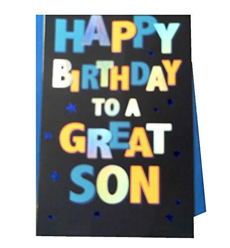 Amazon.com: american greetings gran tarjeta de cumpleaños ...