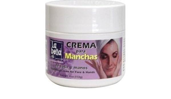 Amazon.com: La Bella Crema Para Manchas Vanish Cream 4 oz by La Bella: Beauty