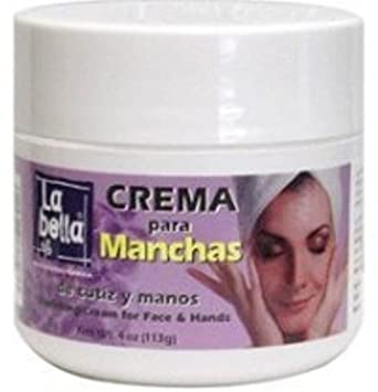 La Bella Crema Para Manchas Vanish Cream 4 oz by La Bella