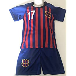 4F sport performance Maillot ET Short Foot Barcelone Flocage Griezmann (14 Ans)