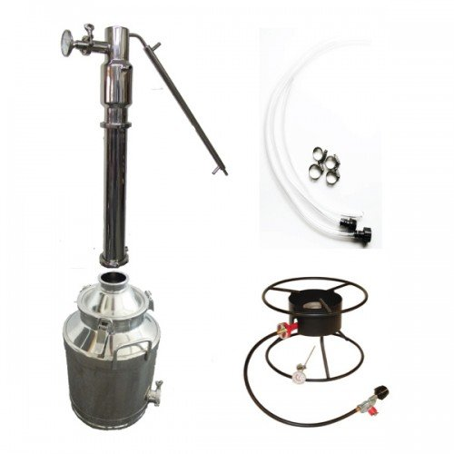 Moonshine Distiller Gallon Stainless Steel product image