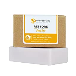 Wondercide Natural Soap Bar - Oatmeal & Honey - 4.3 oz