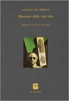 Book Memorie della mia vita
