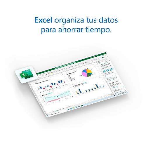 Microsoft 365 Familia Para 6 Pcsmacs6 Tabletas Incluyendo Ipadandroidwindows Ademas De 6 Telefonos