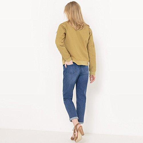 La Collections Redoute Jeans Alta Vita Stone Cropped Donna nrn6xWZR