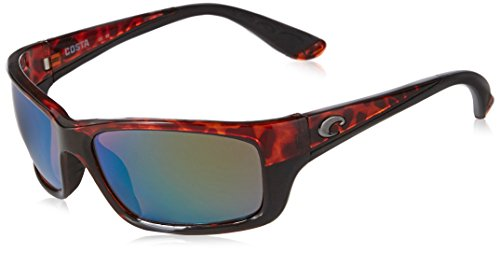 Costa del Mar Unisex-Adult Jose JO 10 OGMGLP Polarized Iridium Wrap - Del 580 Jose Costa Mar