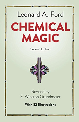 Chemical Magic (Dover Books on ()