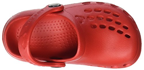 Suecos® Unisex Kids' Loki Mules Red (Red) qVAFKUS