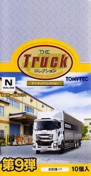 ザ・トラックコレクション第9弾 [5.いすゞ ギガ 日本通運 (31ft ウイングコンテナ)](単品)