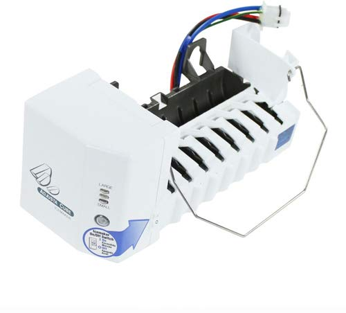 5989JA0002Q OEM Upgraded Replacement for Kenmore Refrigerator Ice Maker