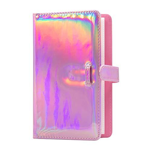 Ablus 96 Pockets Mini Photo Album for Fujifilm Instax Mini Camera, Polaroid Snap, Z2300, SocialMatic Instant Cameras & Zip Instant Printer (Magic Pink)