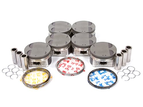 Evergreen PA22033.50 Fits 94-99 Toyota Lexus 3.0L 1MZFE DOHC 24V Engine Piston Set (Oversize 0.50mm = 0.020