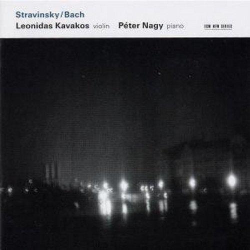Stravinsky/Bach by ECM Records