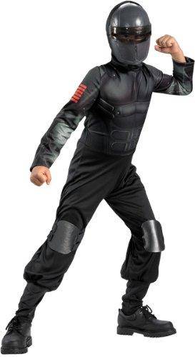 Snake Eyes Classic Child Costume - Large ()