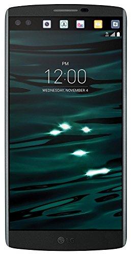 LG V10 H900 - AT&T - Unlocked GSM 4G LTE 5.7' Smartphone - Black (Certified Refurbished)
