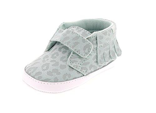 V.1 Chukka (Vans Infant Suede Chukka V Moc Crib (Leopard) VN0A2XSKOEZ Infant 1)
