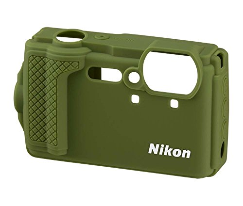 Nikon CF-CP3 Silicone Jacket (Green) for Coolpix W300