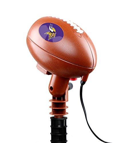 Minnesota Vikings Nfl Light - Fabrique Innovations NFL Team Pride Light, Minnesota Vikings