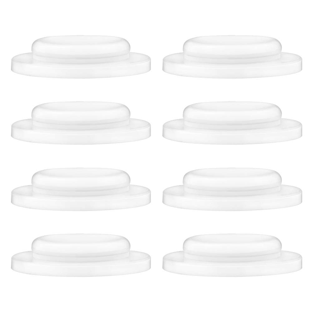 Maymom Write & Reuse Baby Bottle Labels for Daycare/Sealing Disc Compatible with Philips Avent Classic Bottles, Maymom Screw Ring ; NOT for Avent Natural Screw Ring