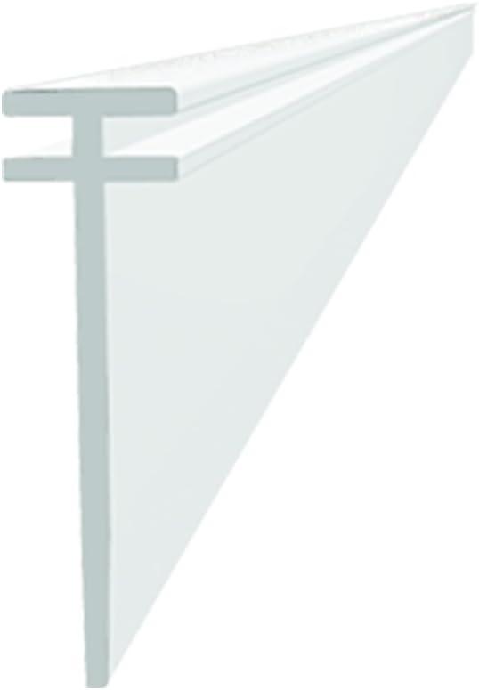 transparent 2/m Mark Vitow Bif5/canal Joint de douche avec Chute de 15/mm