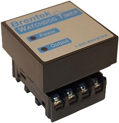 Amazon.com: brentek p8-wdt24/plc-iso temporizador Watchdog ...