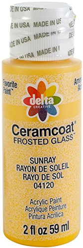 Delta Creative 4120 Painting and Drawing, 2 oz, Sunray ()