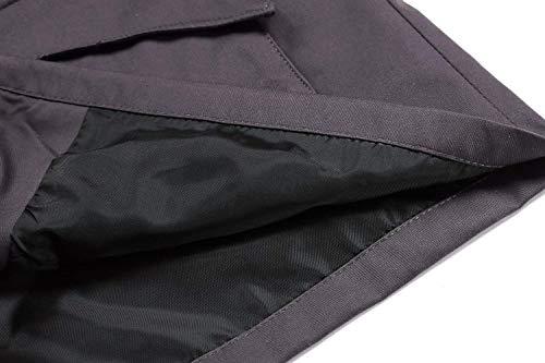 Uomini In Cappuccio Schwarz Coulisse Il Maniche Cerniera Vento Outwear Lunghe Poliestere Con Abbigliamento Cappotto Con Bomber A Giacca A 5fWtTqPn