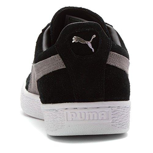 Puma  - Zapatillas para mujer Black-steel Gray-Puma silver