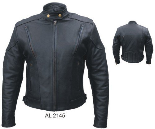 Vented Touring Jacket - 4