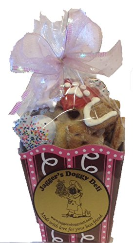 Jagger's Doggy Deli Dog Treat Gift Box