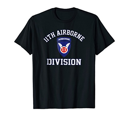 Airborne 11th - 11th Airborne Division Shirt