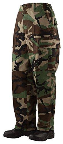 Tru-Spec BDU Trousers CP Twill Woodland XXL-Reg 1826007