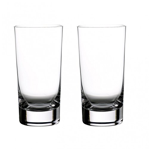 Waterford Elegance 16 Oz Highball Glass, Set of 2 by Waterford