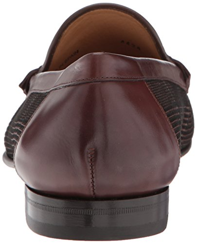 Mezlan Mens 7168 Mocassino Marrone