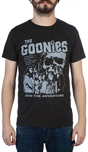Goonies Movie Poster Tee, Officially Licensed, adult - S to 3XL