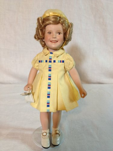"""""""Stowaway"""" - Porcelain Doll From the Shirley Temple Movie..."""